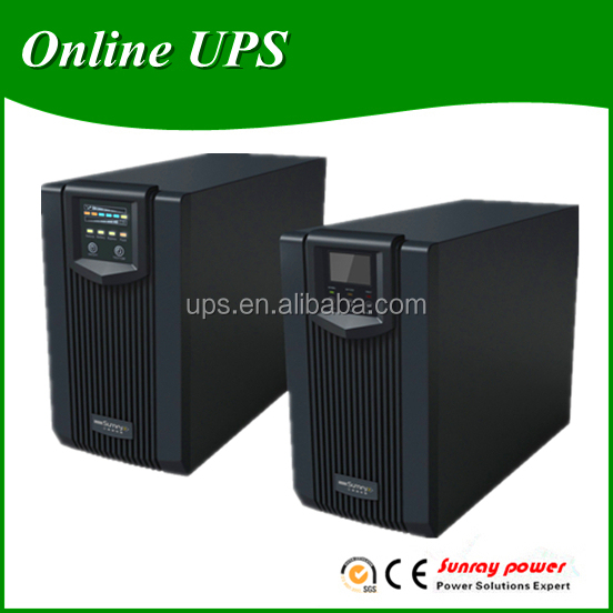 Sumry Pure Sine Wave Online UPS 1000VA 2000VA 3000VA For Computer Center, Data Center,LCD Display