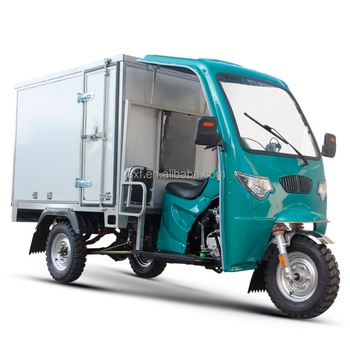 Cabin cargo tricycle,Three wheels motorcycle,Insulation tricycle
