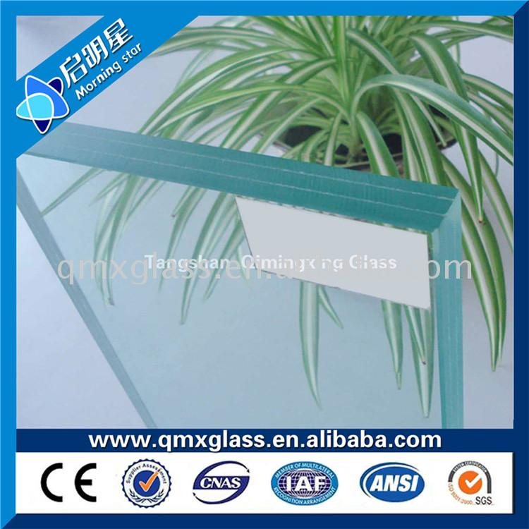 China Supplier bank float glass and PVB film bulletproof for vehicle window