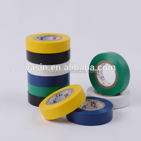Hot selling pvc electrical tape jumbo roll with low price