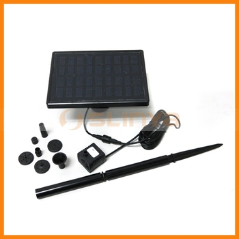 210l H Flow Solar Swimming Pool Pump Solar Panel Powered Kit Buy Solar Swimming Pool Pump