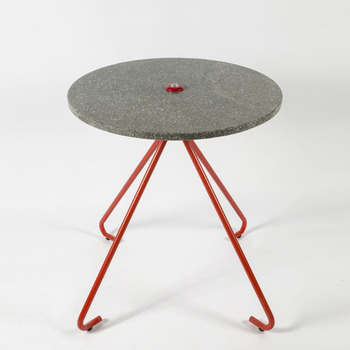 ZHUA stool table Stool Side Table Table cement product design by BENTU