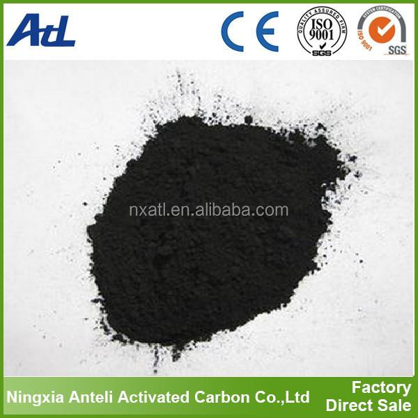 Decolorization Wood Powder Active Carbon