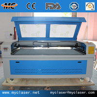 Hot sale laser wood carving small wood carving plywood cutting machine MC1810