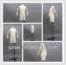 China supplier headless female garment dressmaker dummy for sale
