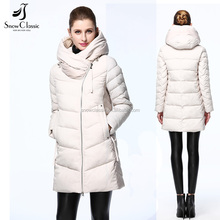 Factory directly sale lightweight down jacket for winters woman