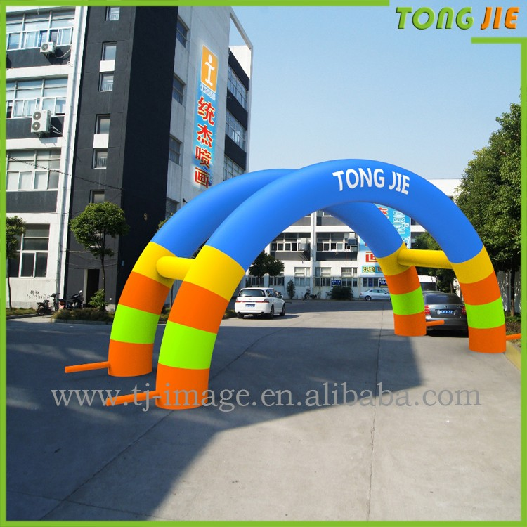 Arch Portable Event Promotion Advertising Inflatable arch