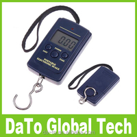 Free Shipping 20g-40Kg Portable Hanging Digital Luggage Weighing Scale