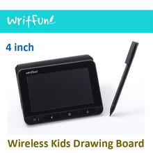4 inch electronic memo board wireless erasable memo pad with recording function kids drawing board