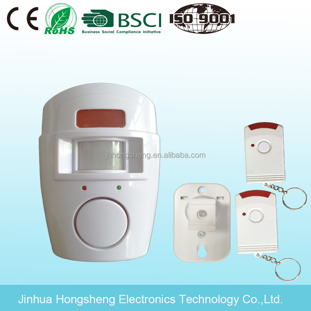 home security home/office/apartment Usage smart burglar alarm system