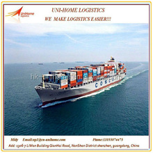 cheapest sea shipping service from China to Kuching, Malaysia skype: midy2014