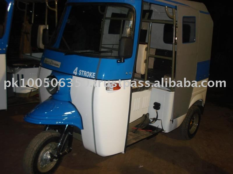 Pakistan High Quality Passanger Rickshaw