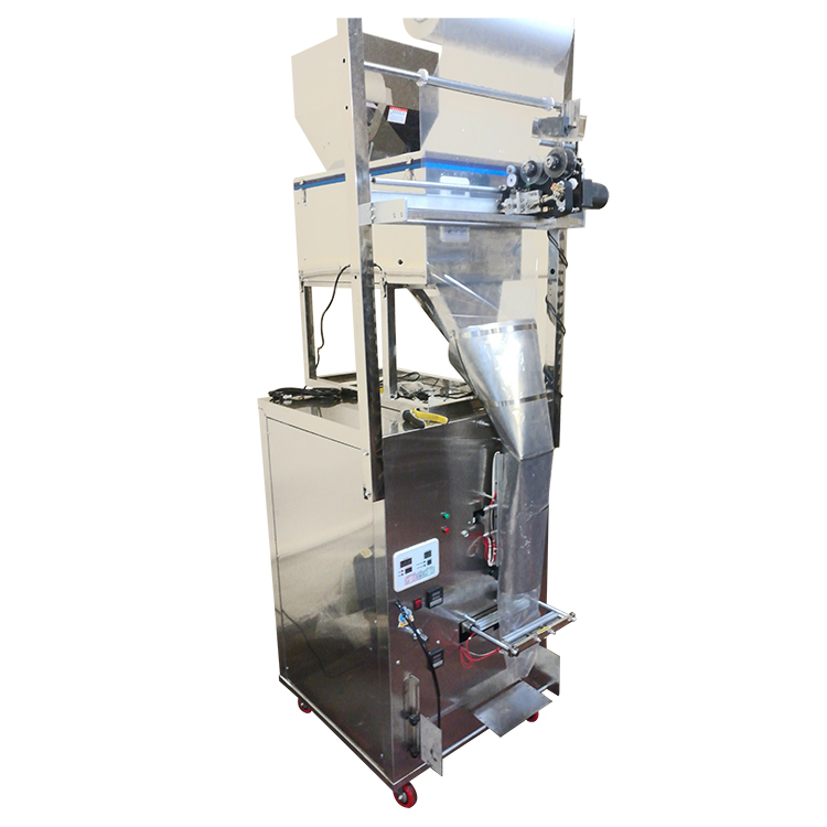 20-1200g sachet <strong>rice</strong> milk pouch Packing Machine For Small Business Has Coder And Position Sensor