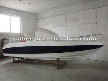 New frp boat