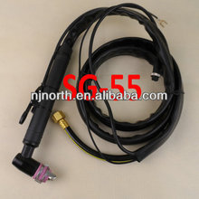 plasma cutting torch AG60, inverter plasma torch and cutting torch