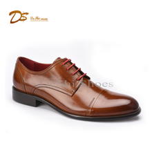 New arrive buffalo leather italian formal leather shoes men