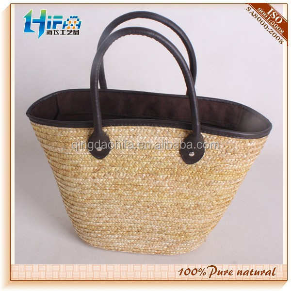 HIFA Wheat Straw Lovely Handbag