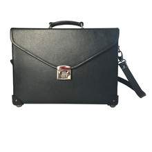 Leather Messenger Satchel Laptop Briefcase Men Bag
