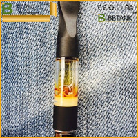 2015 well-made reasonable price bbtank t1 bud touch pen vaporizer oil flavors