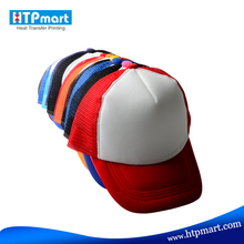China supplier customized sublimation cotton hat and cap for baby