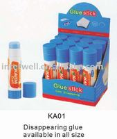PVA material disappearing glue stick