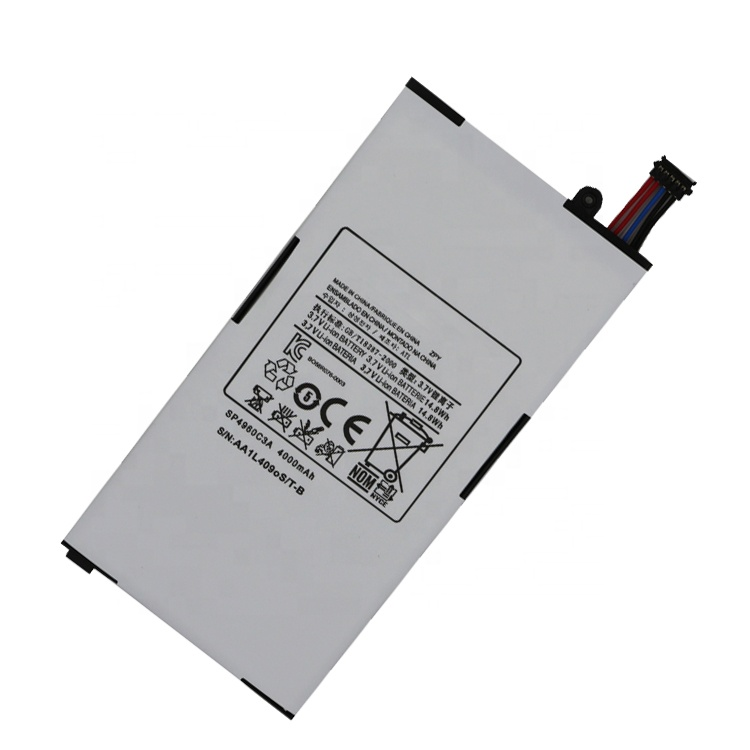 3.7V Tablet PC <strong>Battery</strong> SP4960C3A for Galaxy Tab 1st 7&quot; GT-<strong>P1000</strong> GT-P1010 SGH-T849