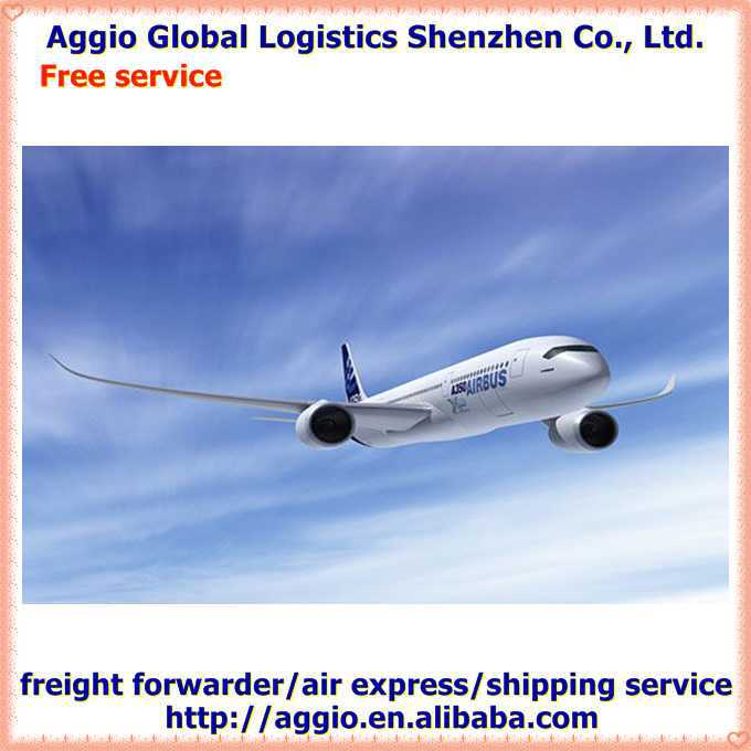Air freight and express forwarder for oker brand jewelry