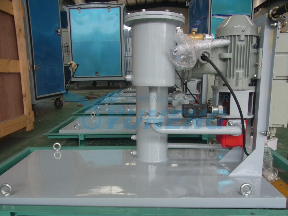 Top Sale Tap Changer Oil Filtration Machine for Sale