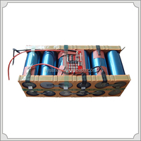 12.8V 33Ah Lifepo4 battery Pack for timer system