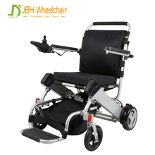 Aluminum alloy UK style electric wheelchairs price for hospital and homecare with solid wheel