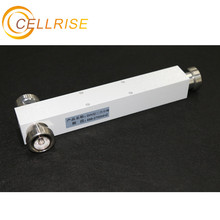 Din type Low Pim -160 dBc 698-2700MHz high power power divider rf 2 way power splitter