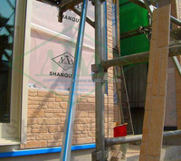 waterproof breather membrane for walls