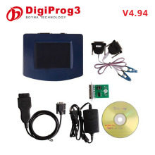 Digiprog 3 Digiprog iii V4.94 Odometer Programmer OBD 2 update software could change car mileage meter
