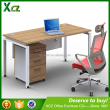 2016 simple design executive wooden office desk office furniture hong kong
