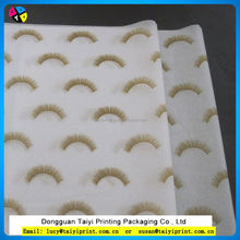 embossed pearl wrapping paper organic tissue paper
