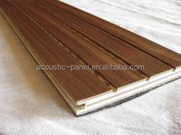 melamine finish mgo & mdf composite groove acoustic panel celotex board 28/4