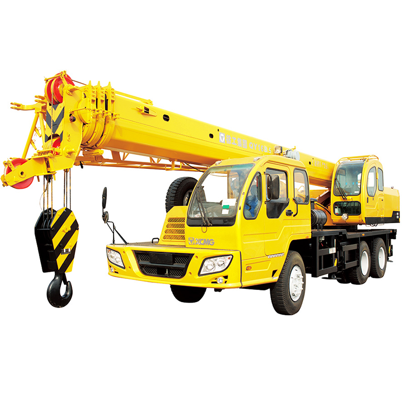 XCMG dealer 16 ton truck crane QY16B.5 for sale