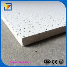 Multifunctional 2015 hot promotional mineral fiber ceiling board with low price