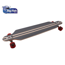 Cheap Chinese Maple Longboard Plastic & Metal Skateboard Toys for Kids