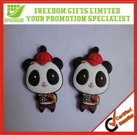 Most Fahionable Promotional Soft PVC Keyring