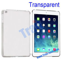Wholesale Transparent Hard Case for iPad Air Clear Crystal Case Cover