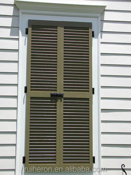 Awesome Exterior Louvered Doors Ideas - Interior Design Ideas ...