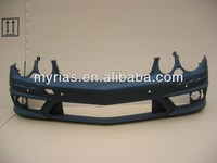 Car Front Bumper For Mercedes Benz E Class W211 E63 AMG Style 07 to 09 FRP Fiber Glass front bumper