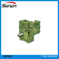 direction changing gearbox with High Quality WPWE 120-175