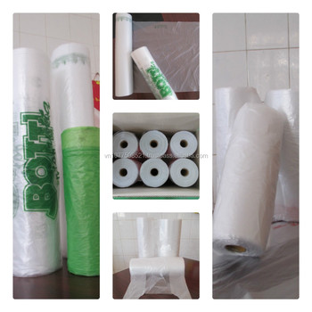 Cheap Plastic bag on Roll