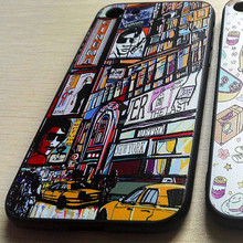 2016 China Factory OEM Design TPU+PC Cheap Mobile Phone Custom Printed Phone Case for Iphone 7 case