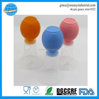silicone nipple squeezing suction feeding mini breast pump