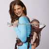 New baby carrier with head cushion