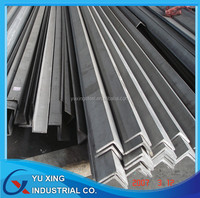Galvanized steel angles for garage doors/ Hot-rolled Equal Angle Steel Bar, 20x20-200x200mm