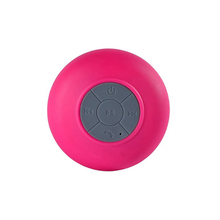 2017 new product waterproofing mini bass diaphragm bluetooth speaker